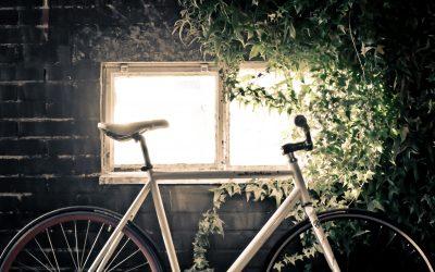 Como montar en bicicleta…